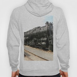 Steam Locomotive Number 5021 Sacramento Hoody