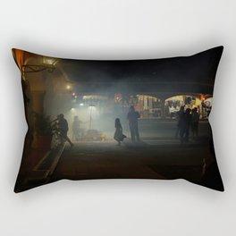 Halloween in Mexico Rectangular Pillow