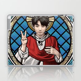 Saint Jeon Laptop & iPad Skin