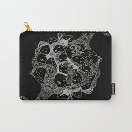World made of people and nature Carry-All Pouch