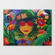 Mint Oreo Canvas Print