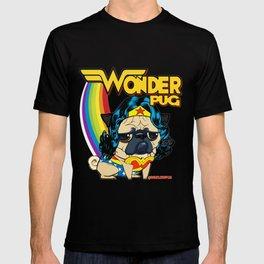 Wonder Pug T-shirt