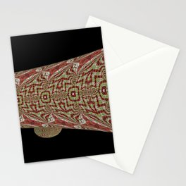 Tiled Abstract 9a Stationery Cards