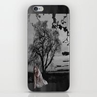 zombie iPhone & iPod Skins featuring zombie by Shea33