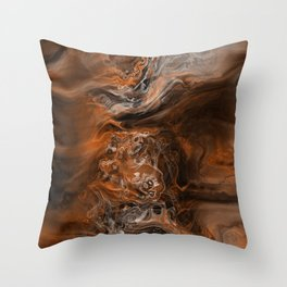 Scirocco Wind Throw Pillow