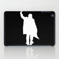 the breakfast club iPad Cases featuring Breakfast Club: The John Bender by InvaderDig