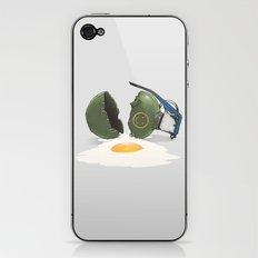 Eggsplosion iPhone & iPod Skin