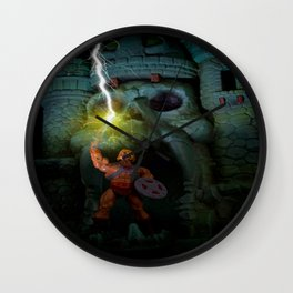 By the Power of Grayskull, I Have the POWWWEEERRR!!!! Wall Clock