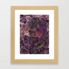 Hierophant Framed Art Print