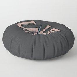 S6 Strike Floor Pillow