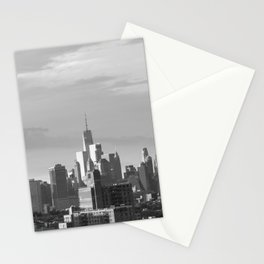 New York Horizon Stationery Cards