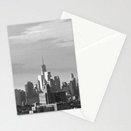 New York Horizon Stationery Cards