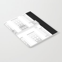 Brazil Facade Notebook