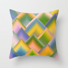 Little Memories Throw Pillow