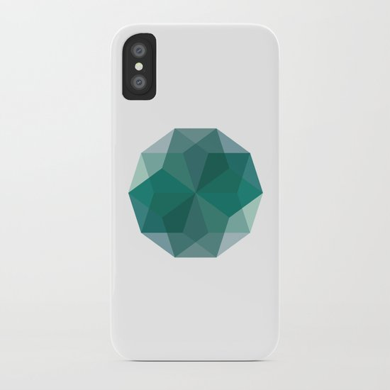 Shapes 011 iPhone Case