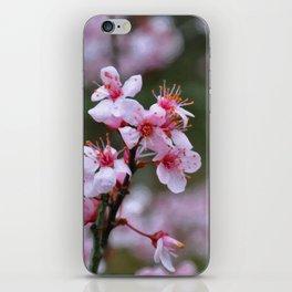 Floral Print 033 iPhone Skin