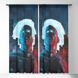 Urban Android Blackout Curtain