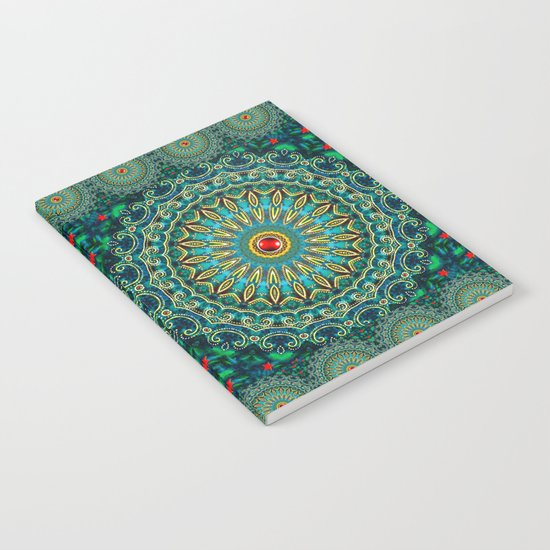 Jewel of the Nile Notebook
