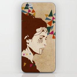 Sóley iPhone Skin