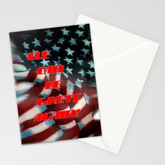 We can be great again Stationery Cards