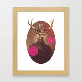 Like a sir. II Framed Art Print