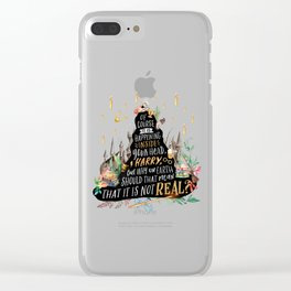 Of course Clear iPhone Case