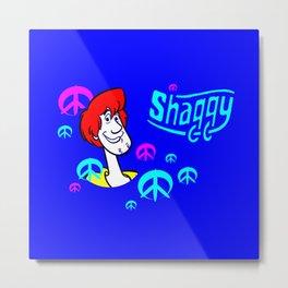 shaggy doo Metal Print