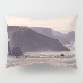 Amado beach, Costa Vicentina, Portugal Pillow Sham