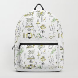 Golden Wedding Tori Beth Backpack