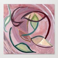 Calm Energy Canvas Print
