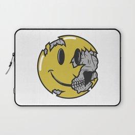 Keep Smile Laptop Sleeve