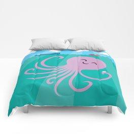 Octopus Selfie Comforters