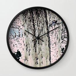 "series waterfall ""Cachoeira Grande"" I Wall Clock"