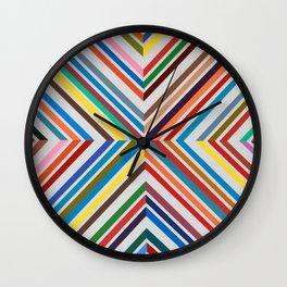 Ex Wall Clock