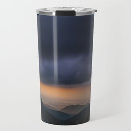 Sunset is my favorite color Travel Mug