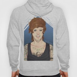 Punk!Louis  Hoody