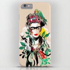 The Art of Frida Kahlo iPhone 6 Plus Slim Case