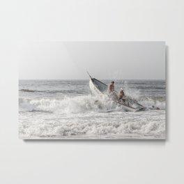 Lifeboat Margate Metal Print