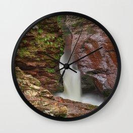 Adams Primal Falls Wall Clock