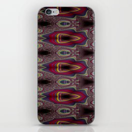 Uppermost Consumerism Pattern 1 iPhone Skin