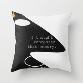 Memory Throw Pillow