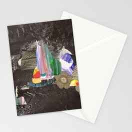 Cave Garden I Stationery Cards