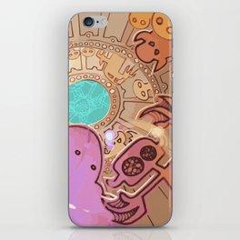 I REMEMBER LEMURIA iPhone Skin