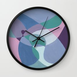 Indes 5 Wall Clock