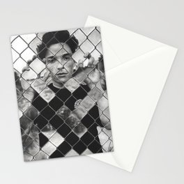 Lost pieces Stationery Cards