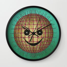 Pinny Wall Clock