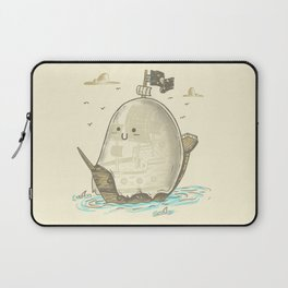 Ghost Ship Laptop Sleeve