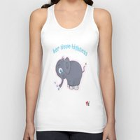 ellie goulding Tank Tops featuring Ellie by Mishell