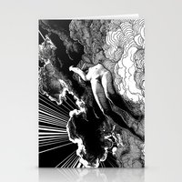 apollonia Stationery Cards featuring asc 615 - La volupté des formes (The voluptuousness of painting) by From Apollonia with Love