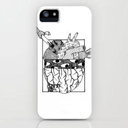 HURT BUT STILL SEEKING iPhone Case